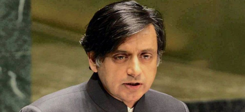 Congress leader Shashi Tharoor said that that their voices in Parliament would not be stilled