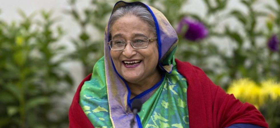 Bangladesh PM Sheikh Hasina (Photo Credit: Twitter)