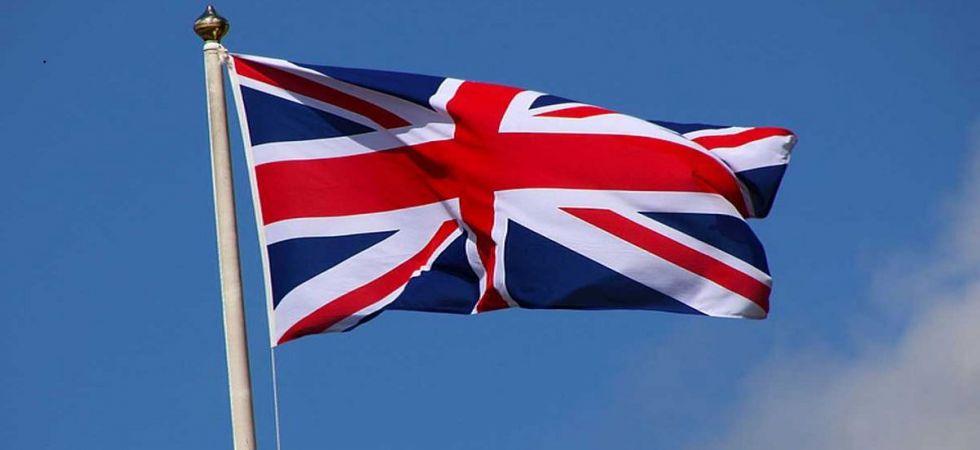 United Kingdom flag (File Photo)