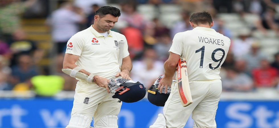 James Anderson will not play the Lord's Test after suffering a calf injury. (Image credit: Getty Images)