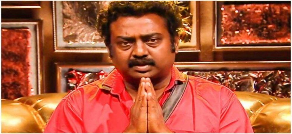 Bigg Boss Tamil 3 contestant Saravanan evicted from show over disgraceful comment