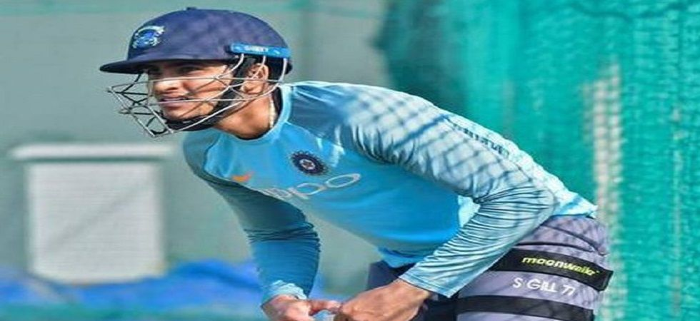 Shubman Gill will lead the India Blue team for the Duleep Trophy which will be played in Bengaluru. (Image credit: Twitter)
