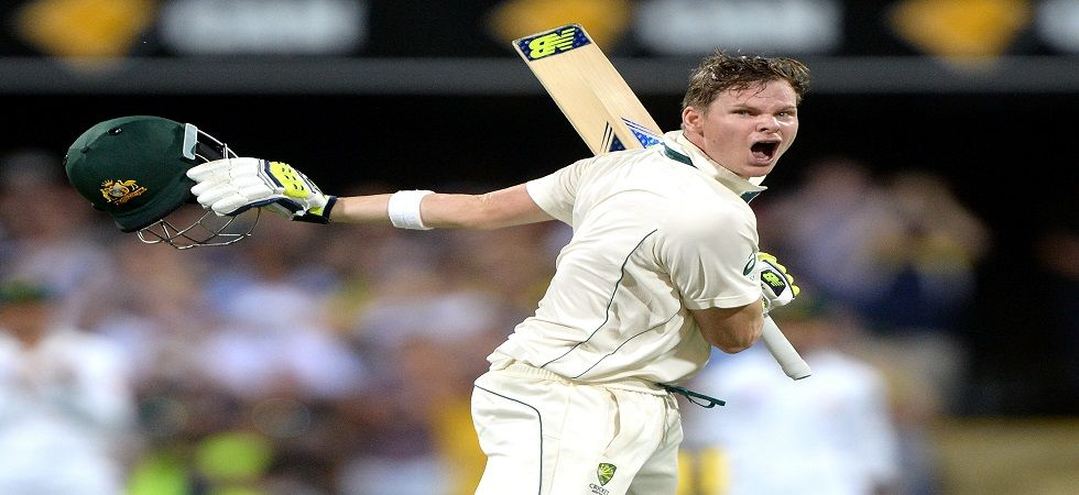 Steve Smith became the fifth Australian player to hit centuries in both innings of an Ashes contest. (Image credit: Getty Images)