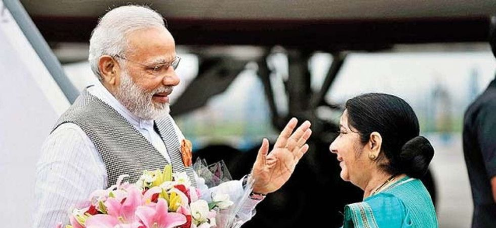 RIP Sushma Swaraj: From PM Modi to Shashi Tharoor, here's how Twitter reacted