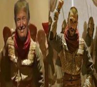 WATCH: Donald Trump doing a Ranveer Singh act in this spoof video of 'Malhari' is breaking Internet