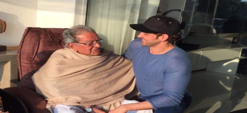 Hrithik Roshan's grandfather and filmmaker J Om Prakash passed away at 93
