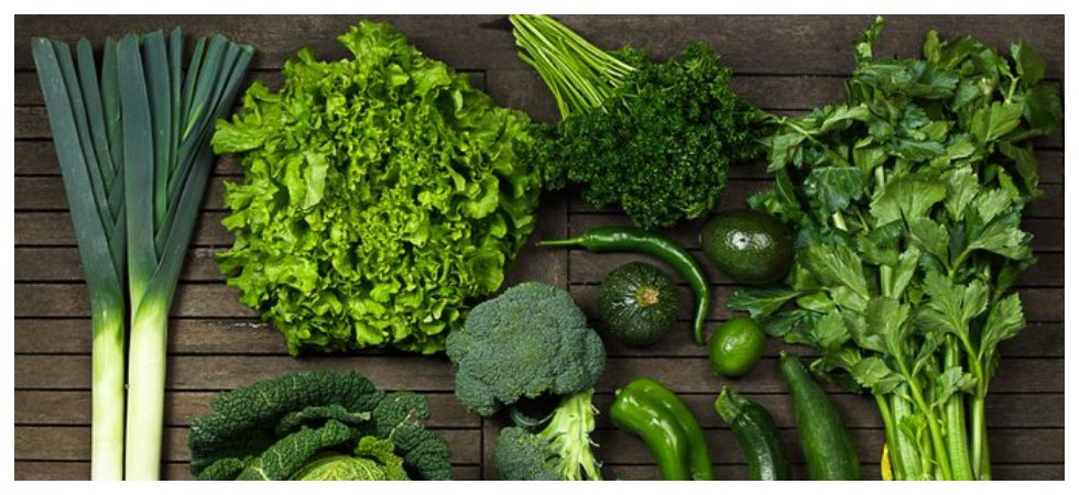 Eating more plant-based foods may be linked to better heart health (Photo: Twitter)