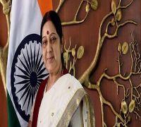 Delhi LG Anil Baijal, Deputy CM Manish Sisodia condole Sushma Swaraj's death