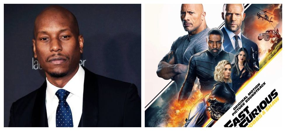 Tyrese Gibson mocks Hobbs & Shaw's low box office opening (Photo: Instagram)