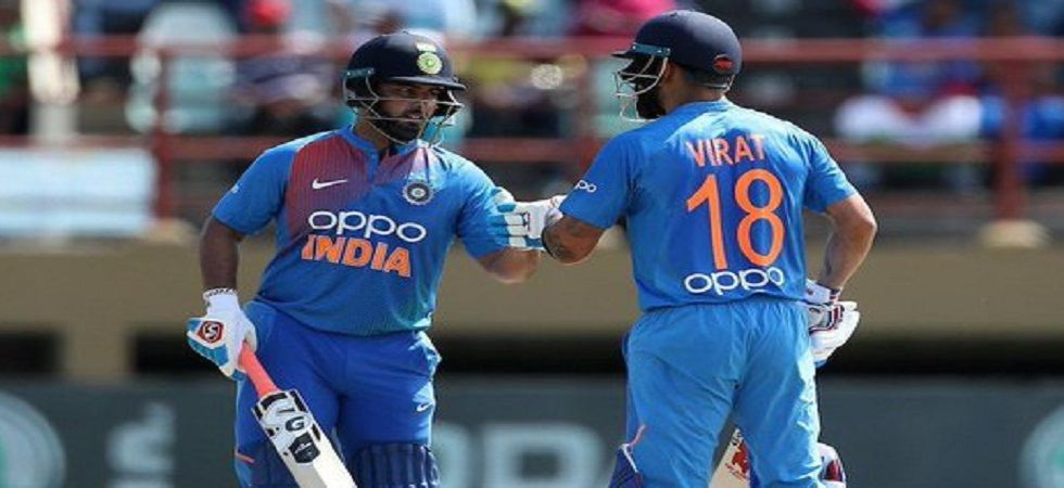 Virat Kohli and Rishabh Pant blasted 50s as India cleanswept the West Indies 3-0 in the Twenty20 International series. (Image credit: Twitter)
