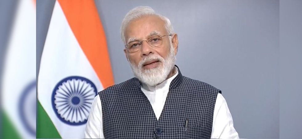 PM Modi address to the nation today (File image)