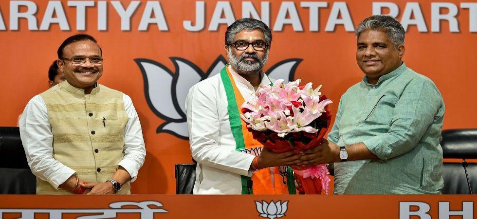 BJP leader Neeraj Shekhar (Photo Source: PTI)
