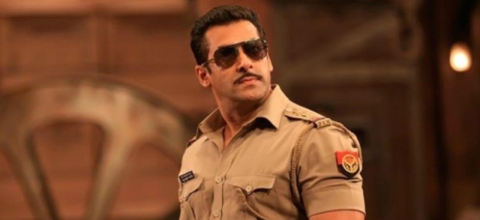 Salman Khan Dabangg Look (Photo Credit: Twitter)