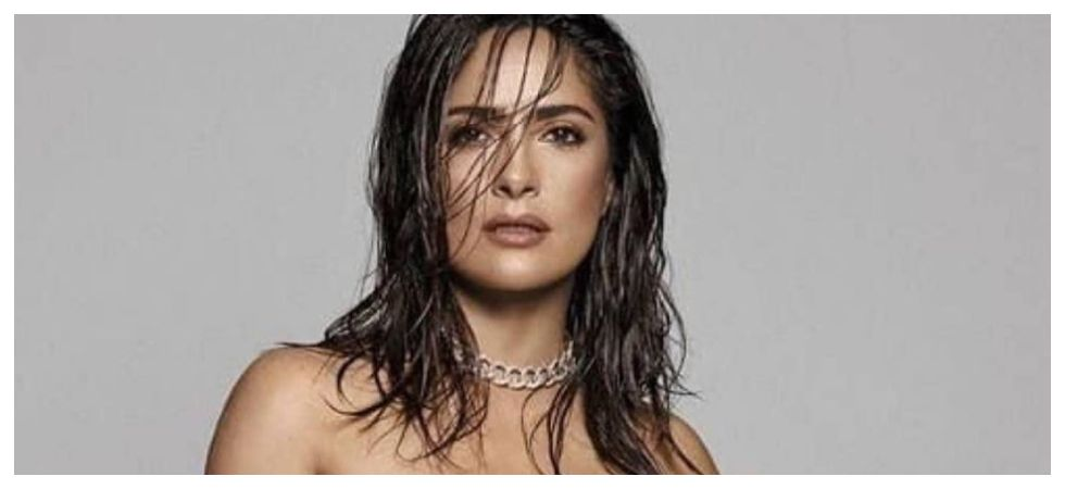 I don't care about getting older anymore says Salma Hayek (Photo: Instagram)