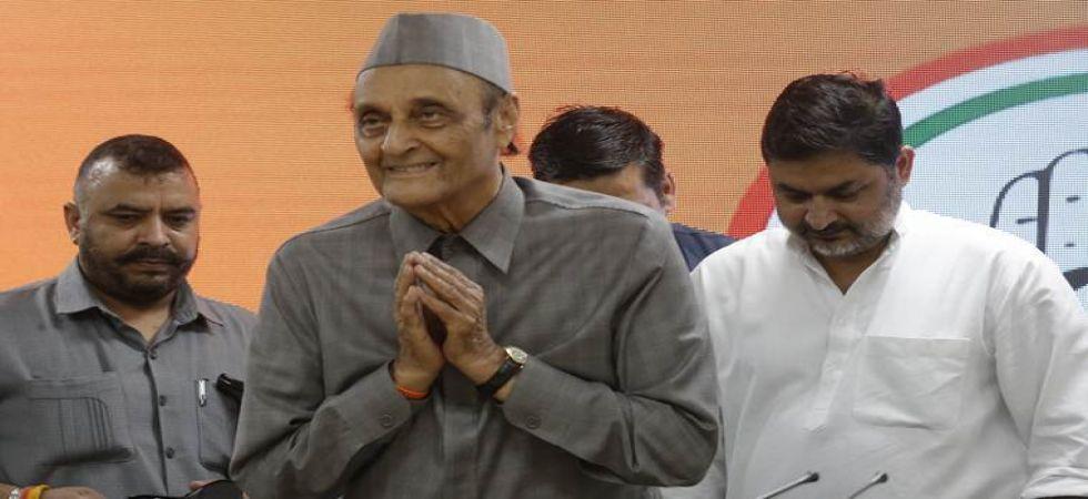 Congress leader Karan Singh (File Photo)