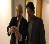Pakistan PM Imran Khan dials Boris Johnson on Kashmir