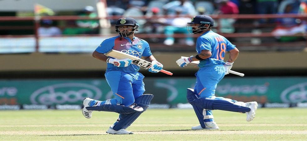 VIrat Kohli will be aiming to continue the dominance against West Indies. (Image credit: Twitter)