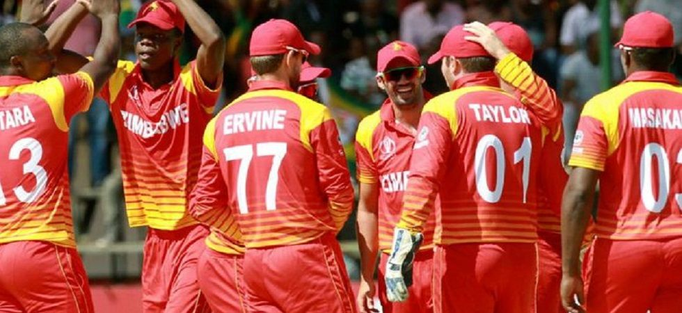 The International Cricket Council (ICC) suspended Zimbabwe in July over a failure to keep the sport free from government interference. (Image credit: Twitter)
