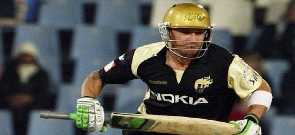 Brendon McCullum has been part of teams like Kolkata Knight Riders, Chennai Super Kings and Gujarat Lions in the IPL. (Image credit: Twitter)