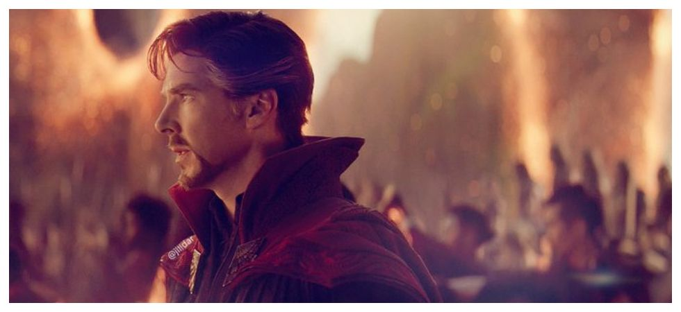 'Doctor Strange' director in awe of THIS Indian film (Photo: Twitter)