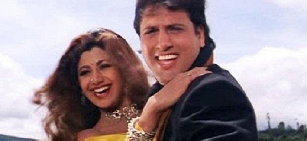 Govinda and Shilpa Shetty in Chote Sarkar.