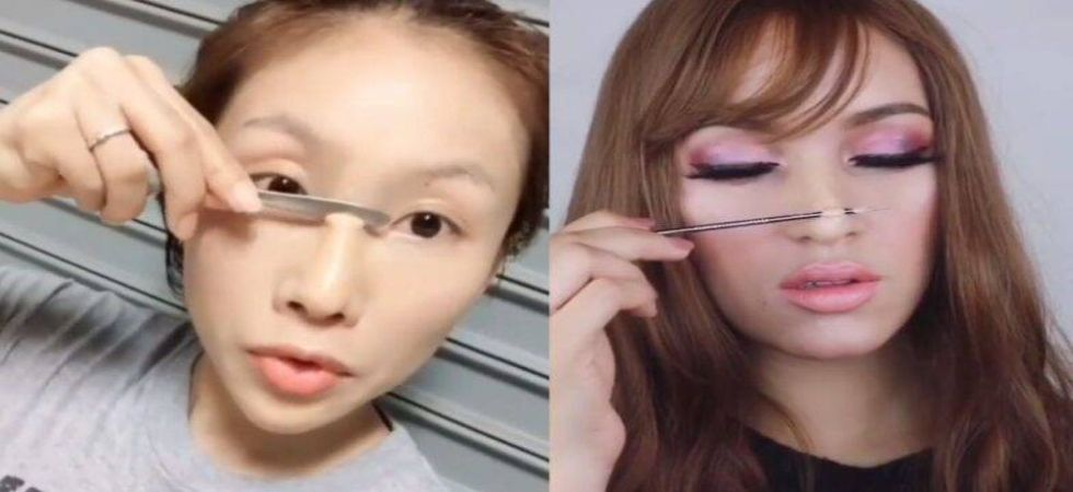 WATCH: Instagram influencers sculpting fake nose in this bizarre beauty trend
