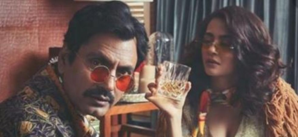 Surveen Chawla in Sacred Games 2.