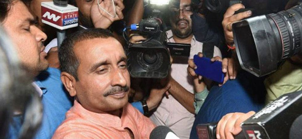 The CBI had on Thursday told the court that Kuldeep Sengar and his brother assaulted the father of the girl. (File Photo)