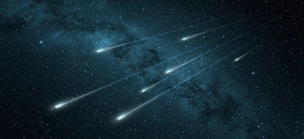 Meteor showers (Representational Image)