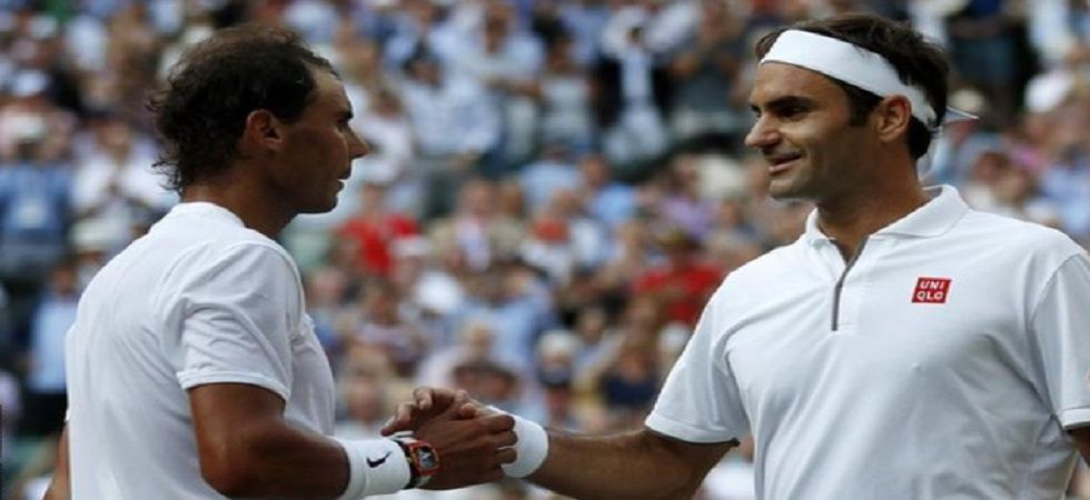 Rafael Nadal and Roger Federer made a joint decision to stand for the ATP Player Council. (Image credit: Twitter)