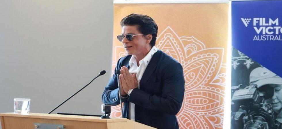 Shah Rukh Khan felicitated at Indian Film Festival of Melbourne