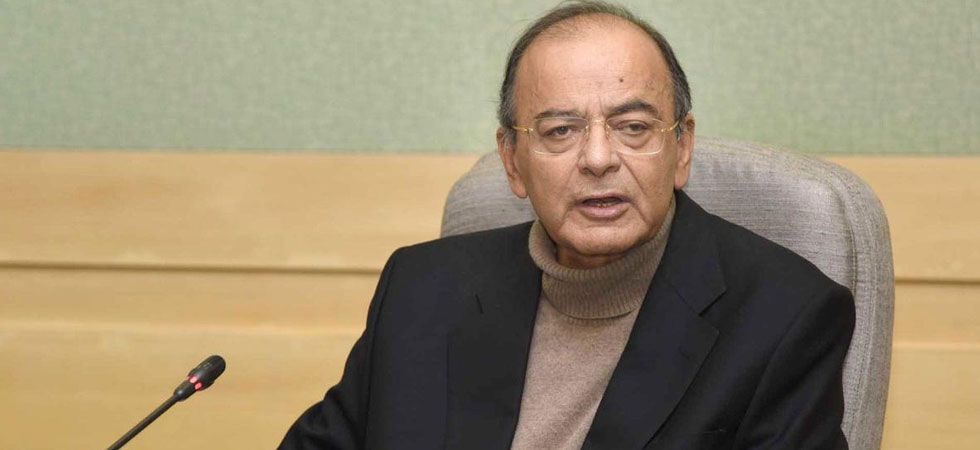 Vice President M Venkaiah Naidu visited the AIIMS on Saturday morning to enquire about the health of Arun Jaitley. (File Photo)