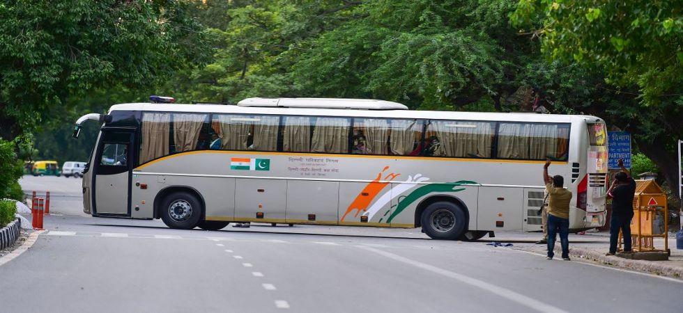 Delhi-Lahore bus services (File Photo)