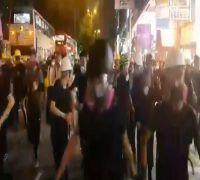 Hong Kong Protests: Pro-democracy protesters defy police orders with 'hit-and-run' rallies
