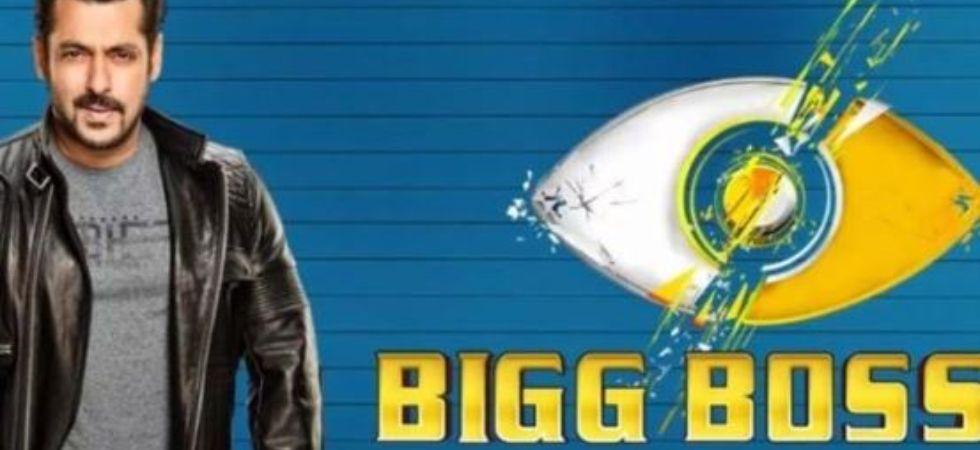 Salman Khan in Bigg Boss.
