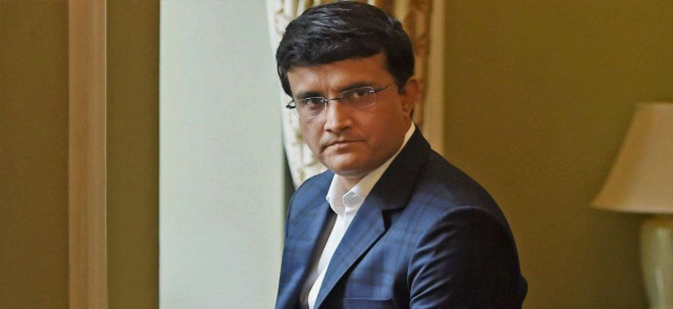 Sourav Ganguly refused to comment on the BCCI's decision to come under the ambit of the National Anti-Doping Agency. (File Photo)