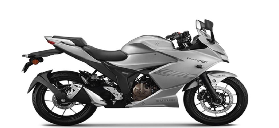 Suzuki Motorcycle India launches GIXXER 250 priced at Rs 1.59 lakh (Image credit: Suzuki Motorcycle India website)