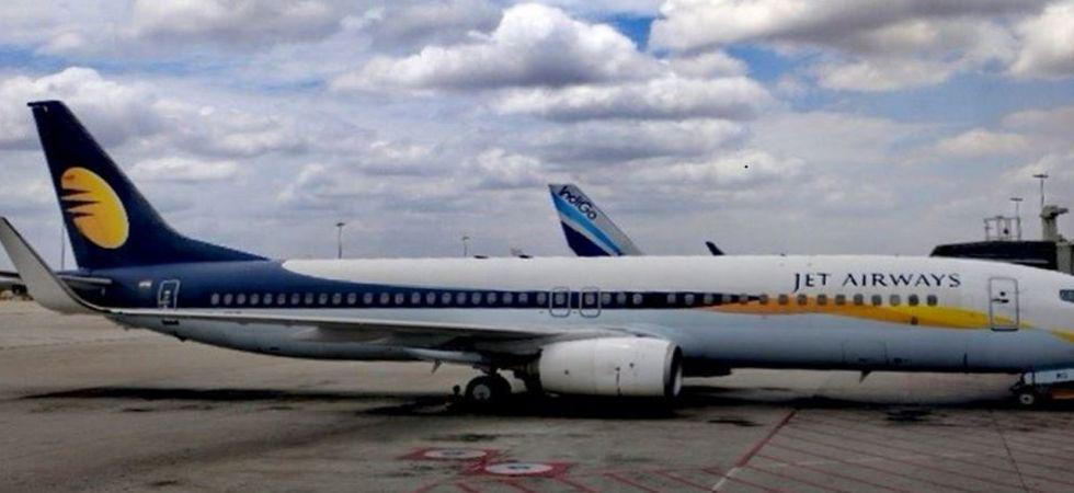 Jet Airways flight (Representational Image)