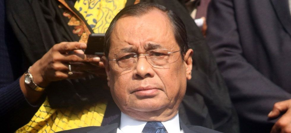 Chief Justice of India Ranjan Gogoi explained the true meaning of the democratic system. (File Photo: PTI)