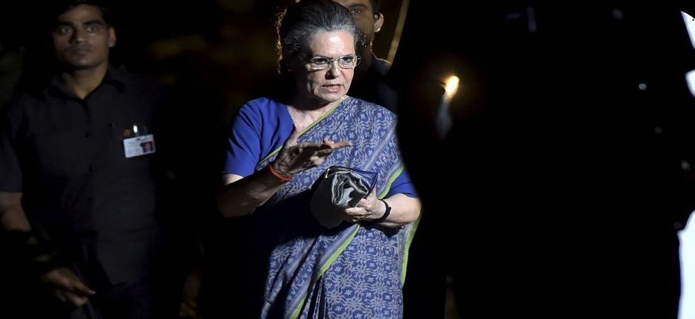 Congress interim chief Sonia Gandhi (Photo Source: PTI)