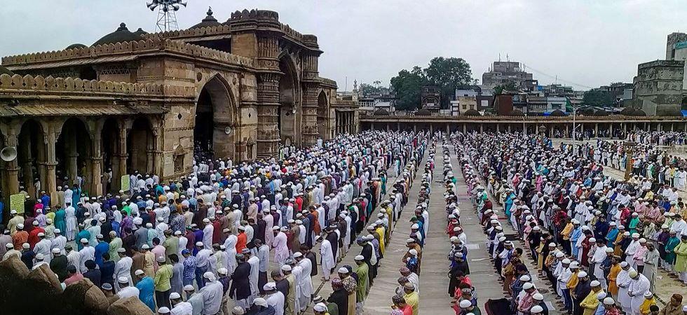 Eid celebration (Photo Source: PTI)