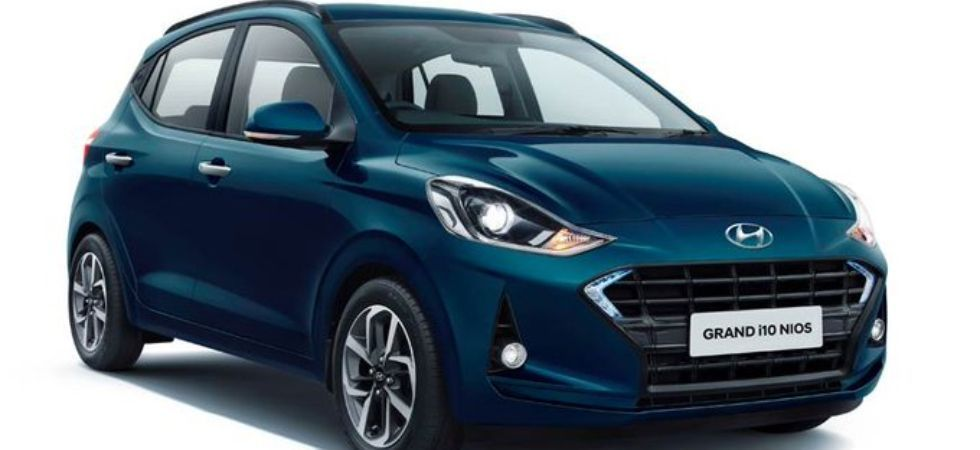 Hyundai Grand i10 Nios (Photo Credit: Twitter/@ShapurK)