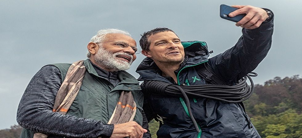PM Modi was responding to a tweet by programme's host Bear Grylls. (Twitter)
