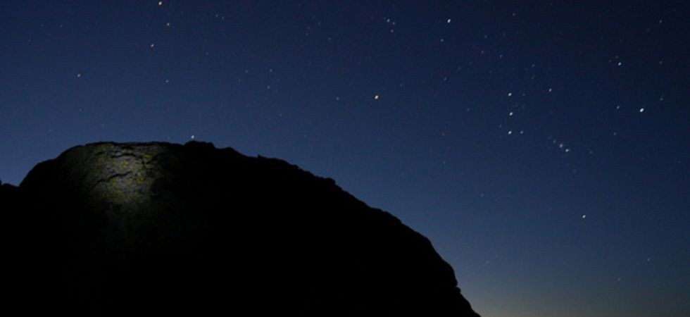 Orion the Hunter returns to the sky (Photo Credit: Twitter)
