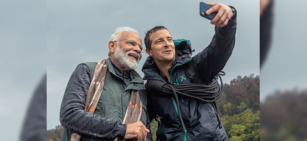PM Modi to star in Man Vs Wild with Bear Grylls (Image: Twitter Discovery)