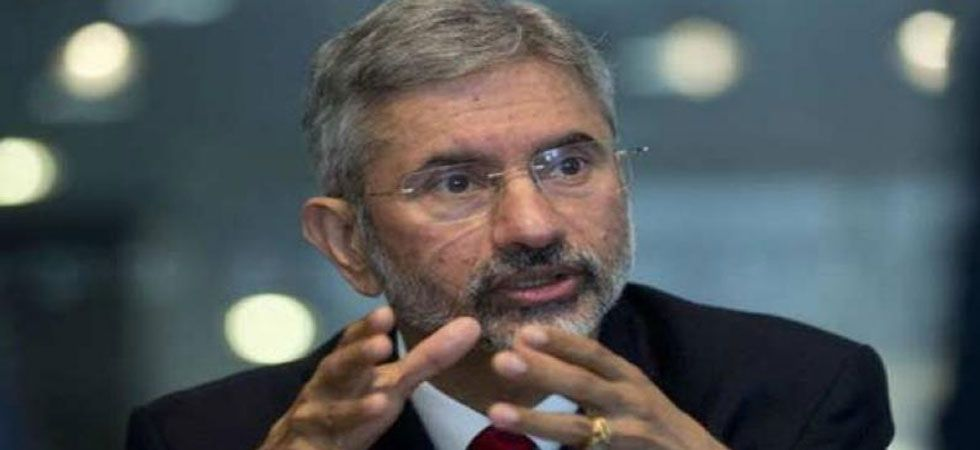 Jaishankar's visit was finalised much before India's move to revoke Article 370 of the Constitution that gave special status to Jammu and Kashmir.