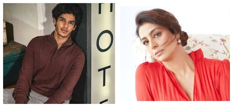 Ishaan Khatter joins Tabu in 'A Suitable Boy' (Photo: Instagram)