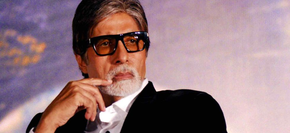 I was told not to do TV, says Amitabh Bachchan (file photo)