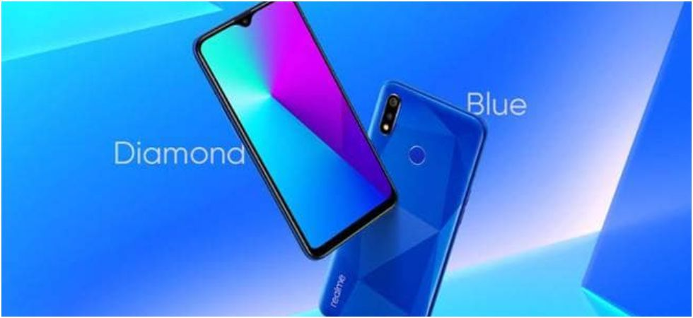 Realme 3i (Photo Credit: Twitter)