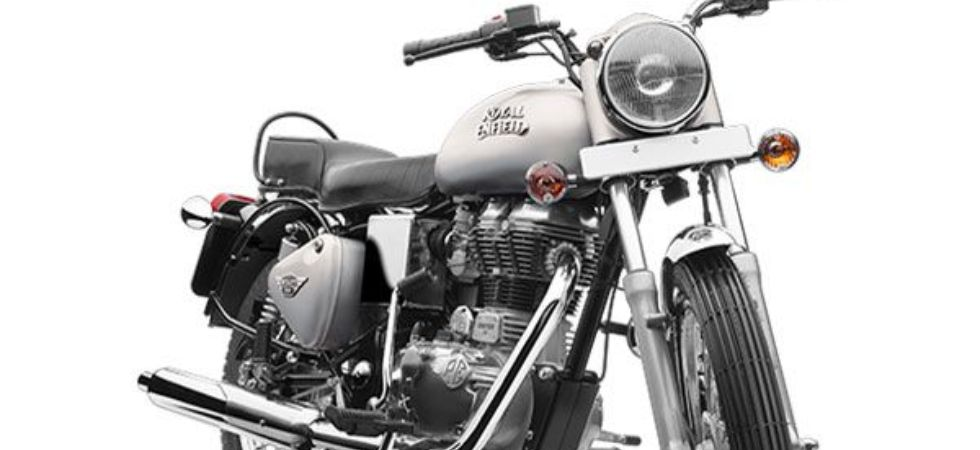 Royal Enfield Bullet 350 (Photo Credit: Twitter)
